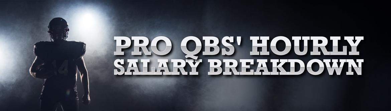 Professional Quarterback Salary Breakdown