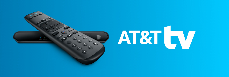AT&T TV Remote Header Image